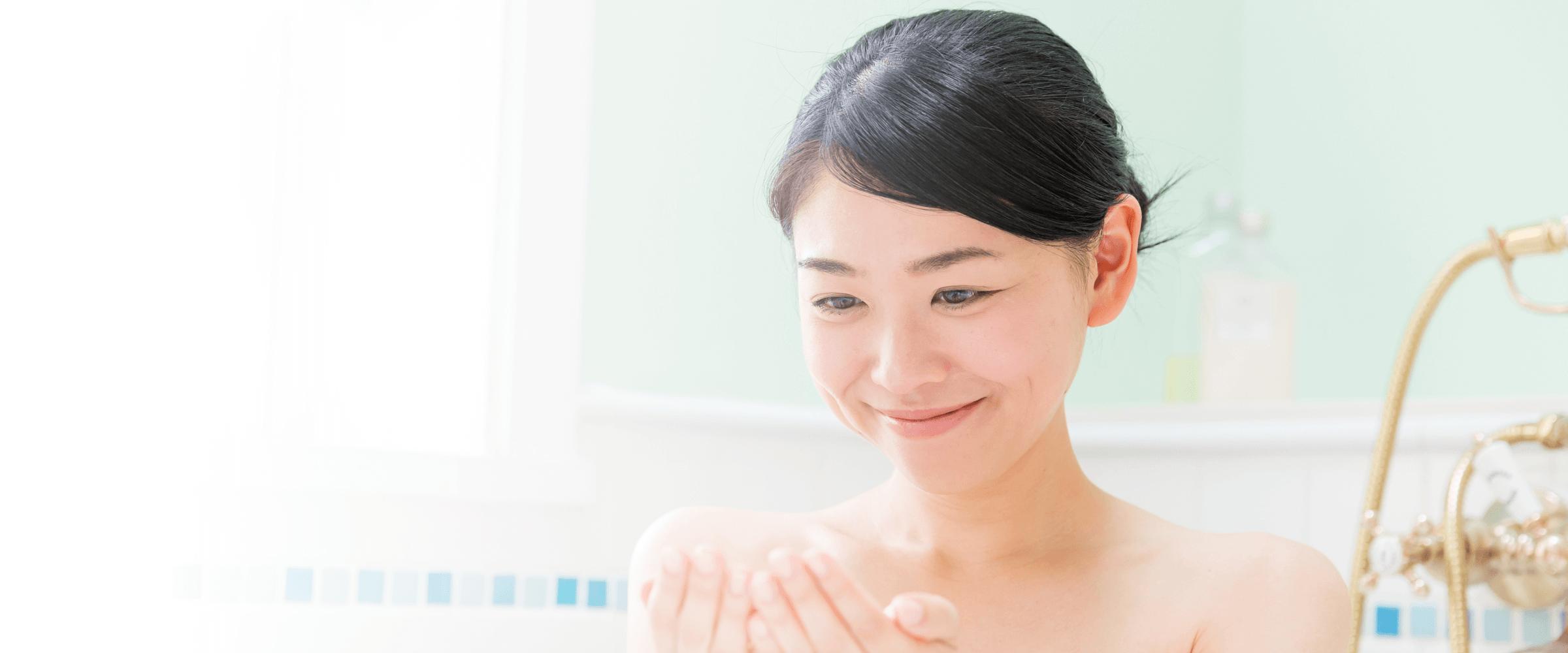 お風呂をキレイにして安心安全を